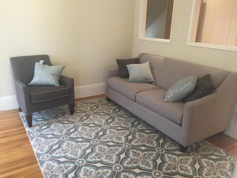 Our little cozy apartment